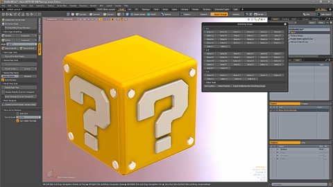 MODO 12.1 :: DIRECT MODELING | ENHANCEMENTS