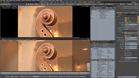 MODO 12.1 :: RENDERING & RIGGING | ENHANCEMENTS