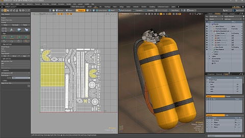 MODO 12.1 :: UV AND MESH FUSION | ENHANCEMENTS